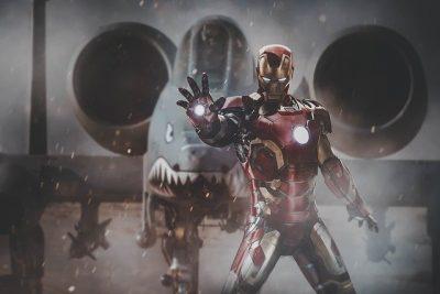 Железный человек стал реальным: в Южной Корее разработали настоящий костюм супергероя