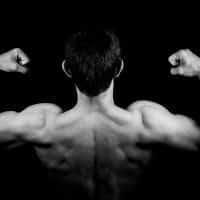 Накачанные мышцы фото мужчина