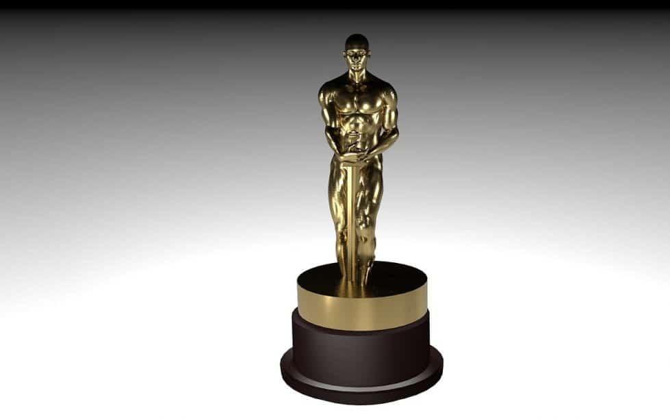 Оскар фото статуэтка