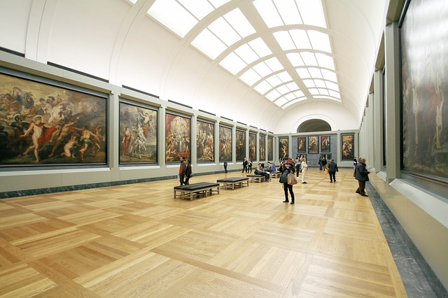 Музей картины фото