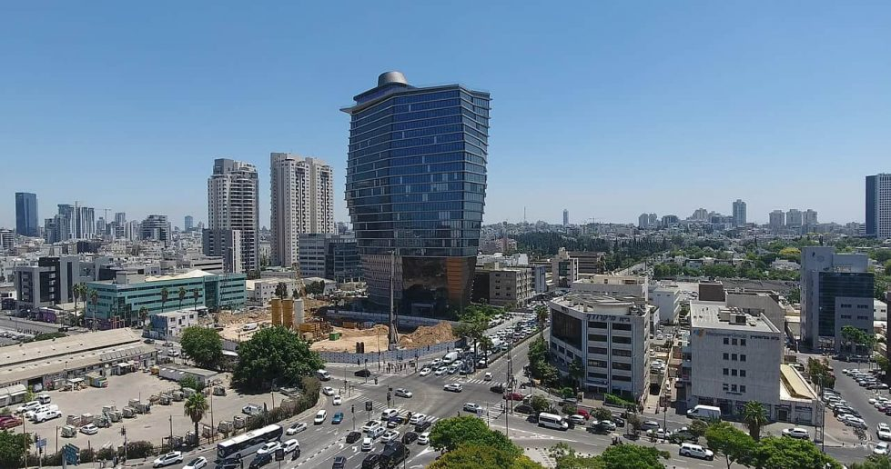 Башня ToHa в Тель-Авиве фото