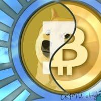 Dogecoin криптовалюта картинка