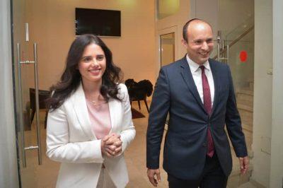 СМИ: Беннету придется выбирать между Сааром и Шакед