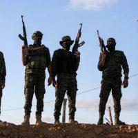 Боевики Исламского джихада
