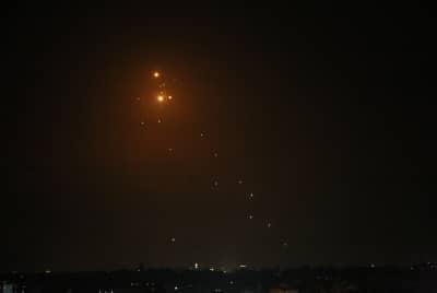 Сектор Газа ракеты фото