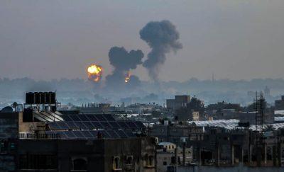ХАМАС обвинил Израиль в несостоявшемся перемирии