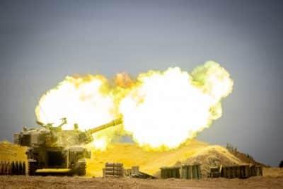 ЦАХАЛ заявил, что разбомбил 120 террористических целей в Газе за 24 часа