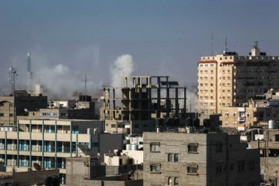 В ХАМАСе сообщили о 15 погибших палестинцах из-за авиаударов Израиля