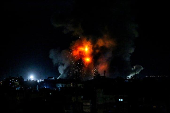 дым пожар взрыв фото