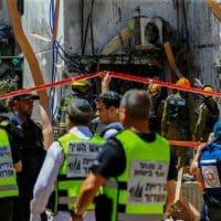 обстрел ракеты Израиль фото
