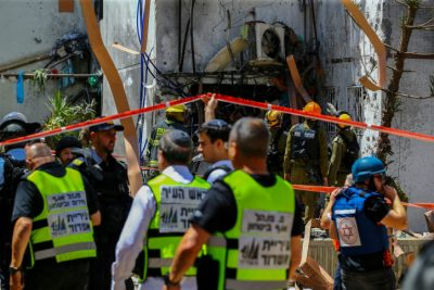Стало известно, сколько израильтян погибло от ракетных обстрелов ХАМАСа