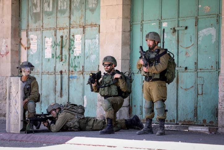 ЦАХАЛ солдаты фото
