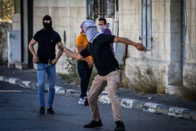 Иерусалим: в Шломо а-Цадик масштабные протесты (ВИДЕО)