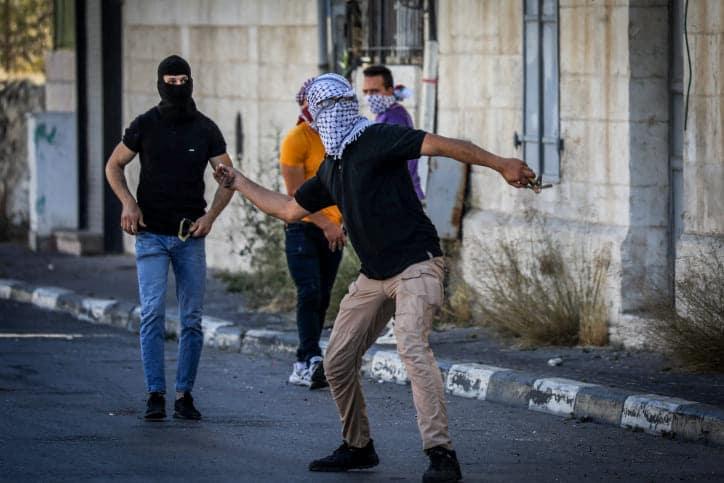 Беспорядки протесты Израиль фото