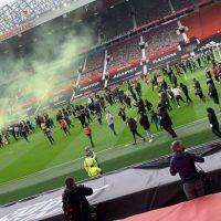 Фанаты Манчестер Юнайтед фото