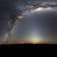 Галактика Млечный Путь фото