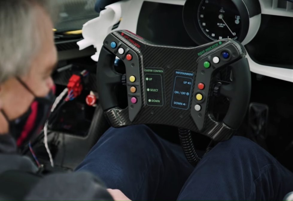 Gordon Murray Automotive фото