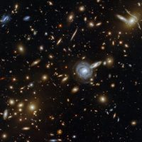 снимок Hubble фото