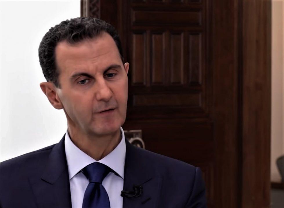 Башар Асад фото