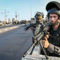 Израильские силы безопасности фото