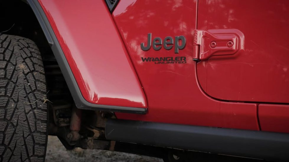 Jeep Wrangler фото