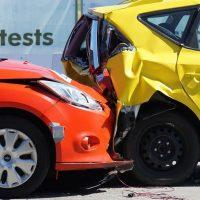 Краш-тест автомобиля фото