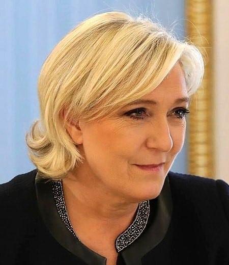 Марин Ле Пен фото