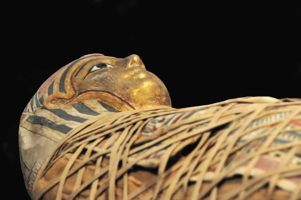 Мумия Древний Египет