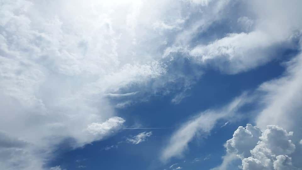 Небо фото