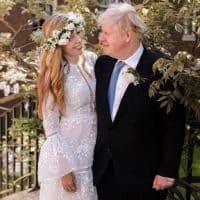 Свадьба Бориса Джонсона фото