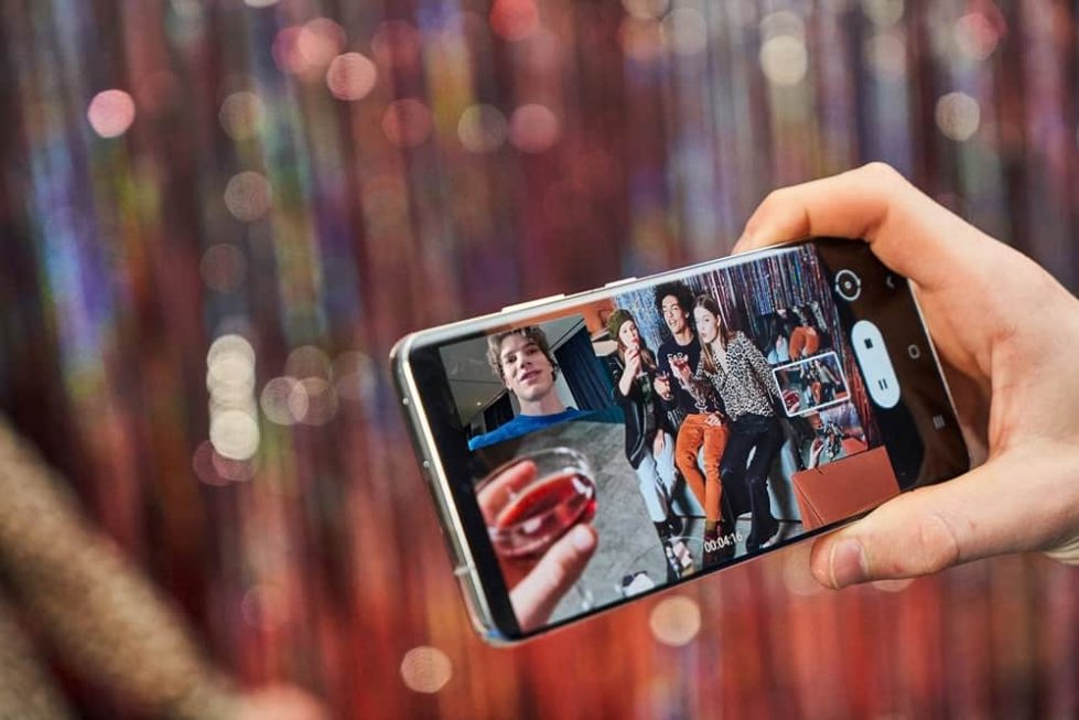 Samsung Galaxy S21 Ultra фото