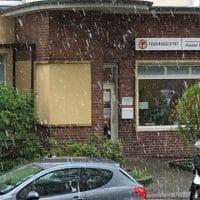 Снег в Берлине фото