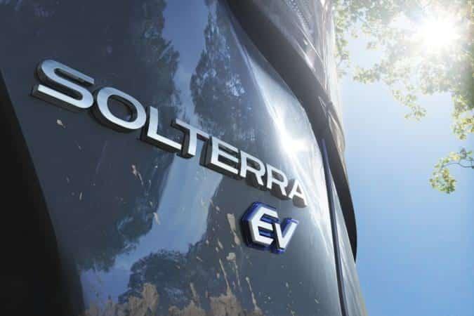 Subary Solterra фото