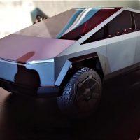 Tesla Cybertruck фото