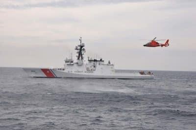 Российские военные пытались сорвать совместные учения Украины и США в Черном море