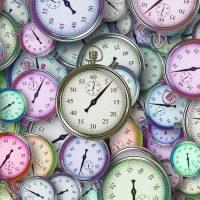 Время часы изображение