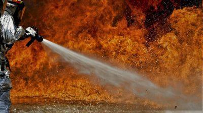 Пожар картинка