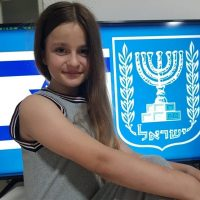 11-летняя Ева фото