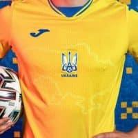 Форма сборной Украины фото