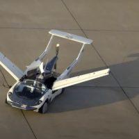 AirCar летающий автомобиль фото