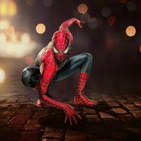 Человек-паук изображение