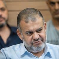депутат Кнессета Валид Таха фото