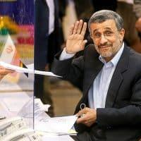 Экс-президент Ирана Махмуд Ахмадинежад фото