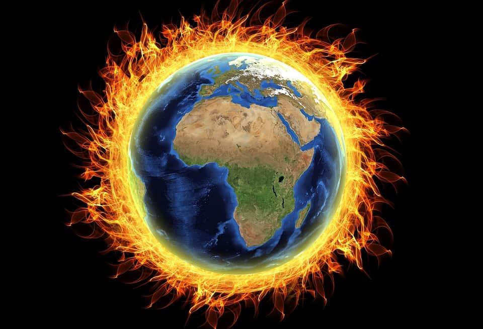 Глобальное потепление изображение