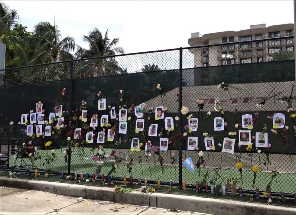 Мемориал в Майами фото