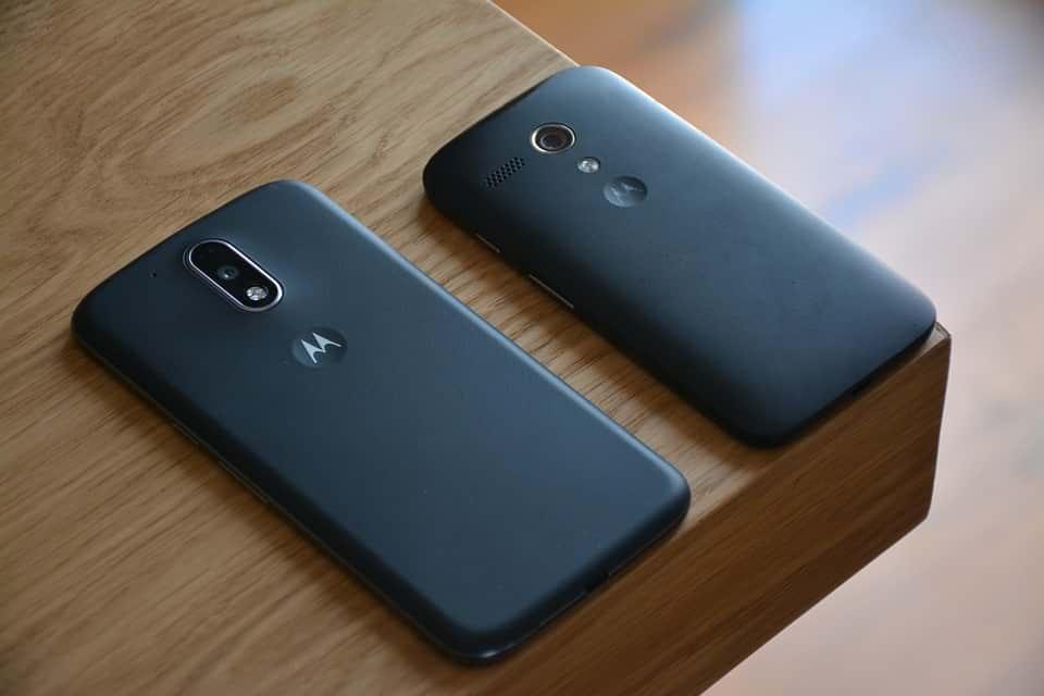 Motorola фото