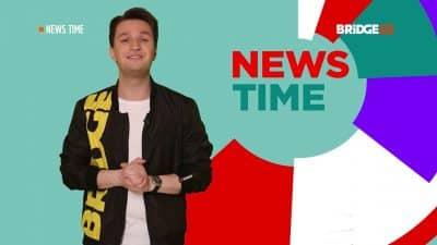 Ведущий News Time Андрей Галтеев