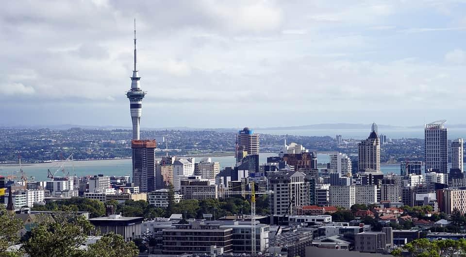 Окленд Новая Зеландия фото