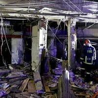 взрыв в столице Бангладеш фото