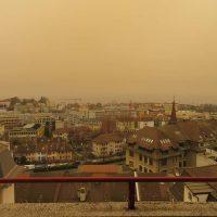 Пылевая буря фото
